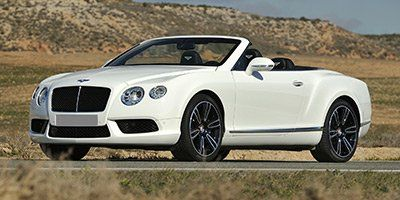 Pre-Owned 2013 Bentley Continental GT V8