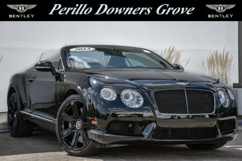 Pre-Owned 2013 Bentley Continental GTC V8 Mulliner With Navigation