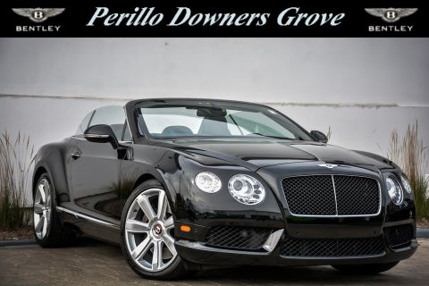 Pre-Owned 2013 Bentley Continental GTC V8 Mulliner