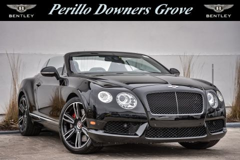 Pre-Owned 2014 Bentley Continental GTC V8 Mulliner