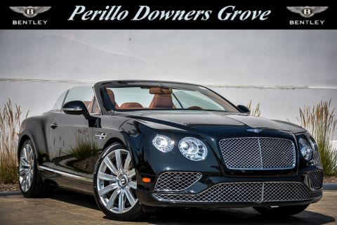 Pre-Owned 2016 Bentley Continental GTC W12 Mulliner / Naim Audio