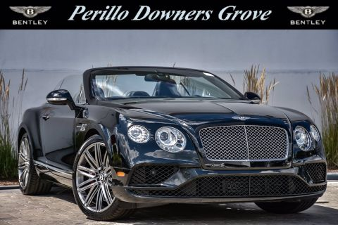 Pre-Owned 2016 Bentley Continental GTC W12