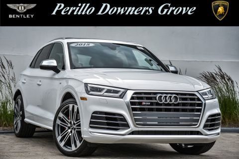 Pre-Owned 2018 Audi SQ5 Premium Plus/S Sport Pkg. With Navigation