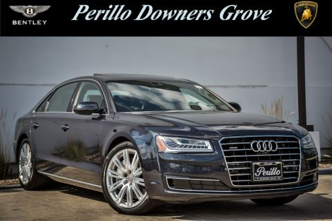 Pre-Owned 2016 Audi A8 L 3.0T Executive w/Nav