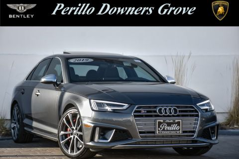 Pre-Owned 2019 Audi S4 Premium Plus S-Sport With Navigation