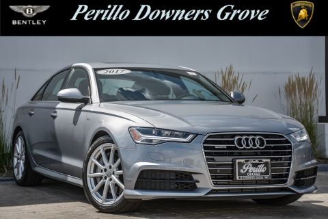 Pre-Owned 2017 Audi A6 Premium Plus/Sport Pkg. With Navigation