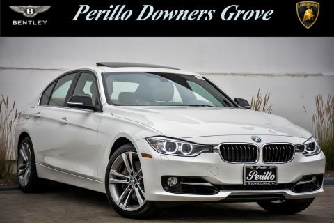 Pre-Owned 2015 BMW 3 Series 335i xDrive Prem/Sport Line w/Nav