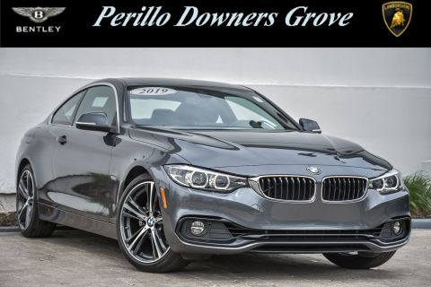 Pre-Owned 2019 BMW 4 Series 430i Sportline
