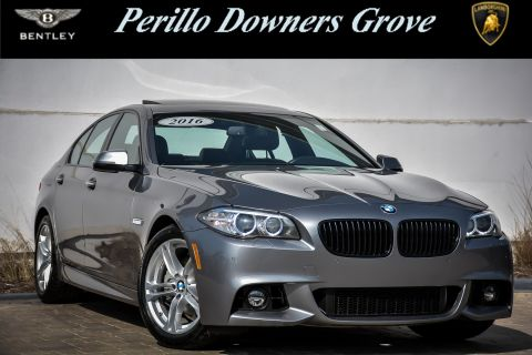 Pre-Owned 2016 BMW 5 Series 528i M-Sport