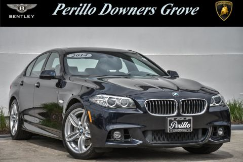 Pre-Owned 2014 BMW 5 Series 535i M-Sport