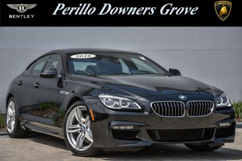 Pre-Owned 2016 BMW 6 Series 640i xDrive Executive/M-Sport