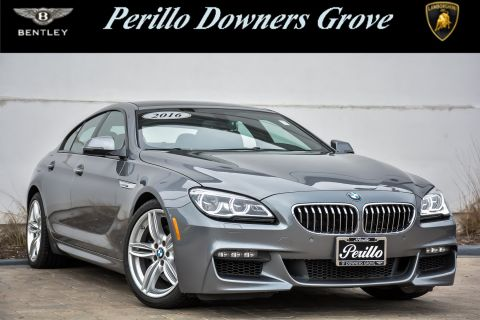 Pre-Owned 2016 BMW 6 Series 640i xDrive Gran Coupe Executive M-Sport
