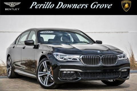 Pre-Owned 2017 BMW 7 Series 750i xDrive M-Sport