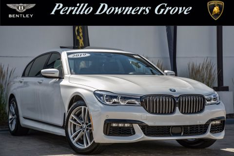 Pre-Owned 2019 BMW 7 Series 750i xDrive Executive M-Sport
