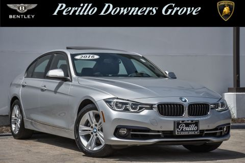 Pre-Owned 2016 BMW 3 Series 328i xDrive Premium With Navigation