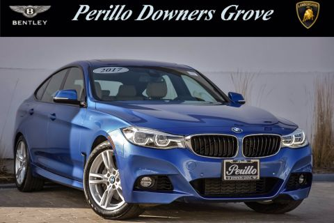 Pre-Owned 2017 BMW 3 Series 340i xDrive M-Sport With Navigation