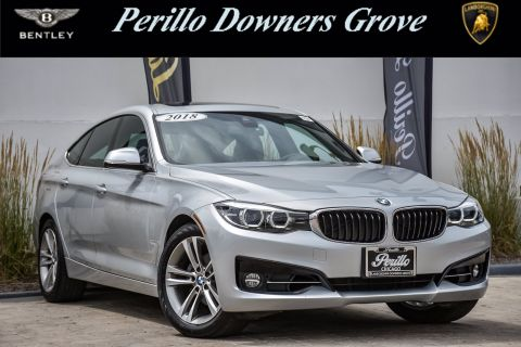 Pre-Owned 2018 BMW 3 Series 330i xDrive Premium Sport-Line With Navigation