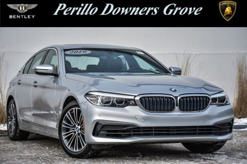 Pre-Owned 2019 BMW 5 Series 530e xDrive iPerformance Sport-Line