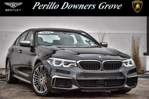 Pre-Owned 2018 BMW 5 Series M550i xDrive Executive
