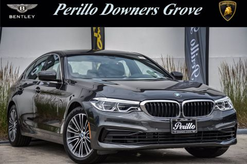 Pre-Owned 2020 BMW 5 Series 540i xDrive Sport-Line Executive