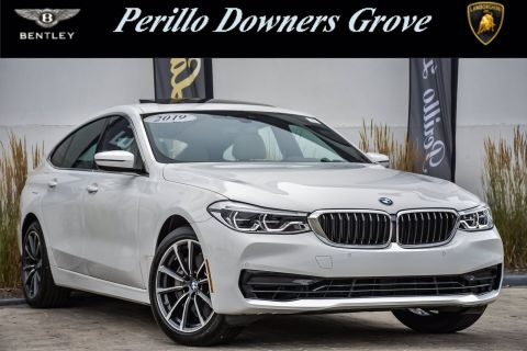 Pre-Owned 2019 BMW 6 Series 640i xDrive Gran Turismo Sport-Line