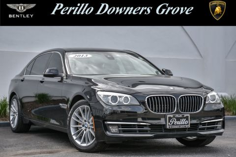 Pre-Owned 2013 BMW 7 Series 750Li xDrive Executive