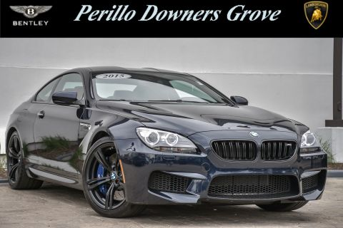 Pre-Owned 2015 BMW M6 Competition Pkg.