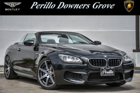 Pre-Owned 2014 BMW M6 Executive/Competition Pkg.