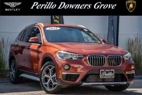 Pre-Owned 2018 BMW X1 sDrive28i X-Line With Navigation