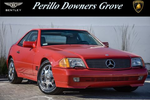 Pre-Owned 1992 Mercedes-Benz 500 Series 500SL