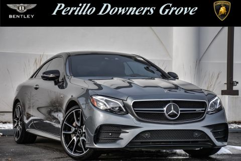 Pre-Owned 2019 Mercedes-Benz E-Class AMG® E 53 With Navigation