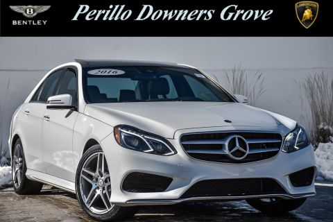 Pre-Owned 2016 Mercedes-Benz E-Class E 400 With Navigation