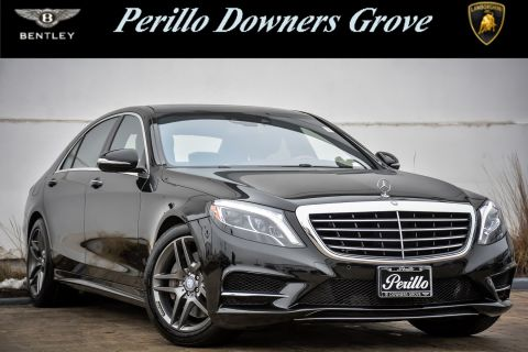 Pre-Owned 2014 Mercedes-Benz S-Class S 550 Sport