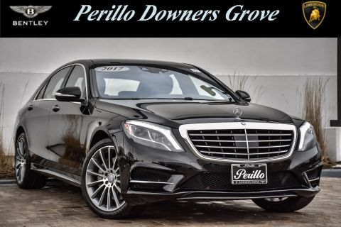 Pre-Owned 2017 Mercedes-Benz S-Class S 550 w/AMG® Style Pkg