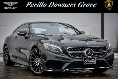 Pre-Owned 2015 Mercedes-Benz S-Class S 550 Edition 1