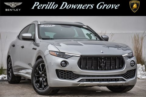 Pre-Owned 2018 Maserati Levante GranLusso With Navigation